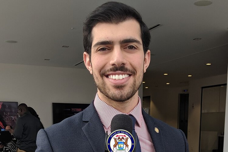 Bilal Hammoud is the public engagement associate with the Michigan Department of State.