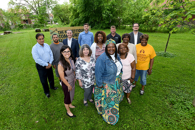 Kresge Foundation KIP:D grant recipient Community Treehouse Center will create an inclusive community space in Jefferson-Chalmers that can accommodate multigenerational users and those with disabilities.