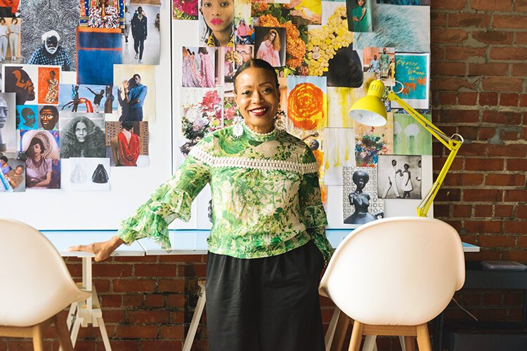 Designer Tracy Reese is bringing the national program Makers United to her hometown of Detroit.