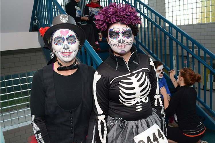 The Southwest Detroit Business Association's Run of the Dead celebrates this long-standing Mexican holiday with a 5K/10K run/walk on Nov. 2 through the community's historic Holy Cross and Woodmere cemeteries.