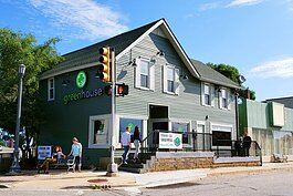 The Greenhouse, a marijuana dispensary in Walled Lake.