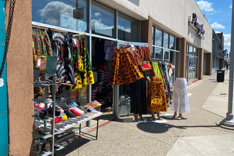 Sidewalk sales are permitted for Caniff and Conant streets and Holbrook and Joseph Campau avenues.