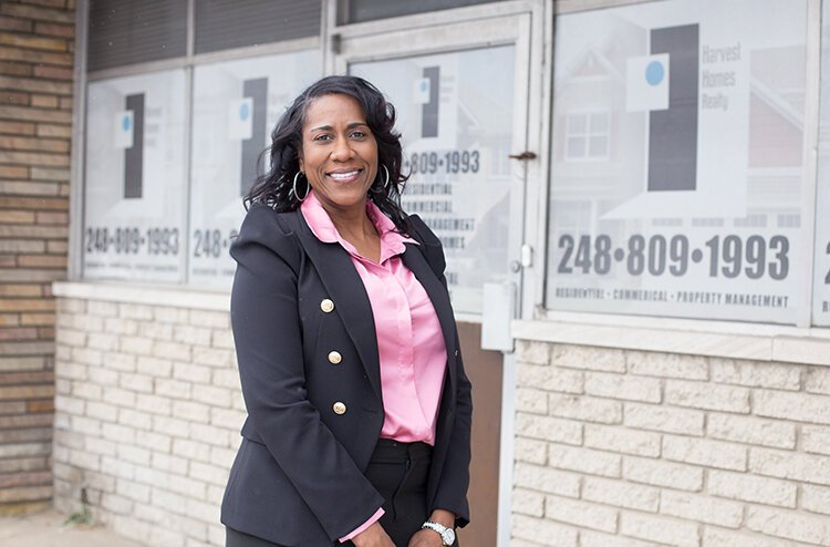 Cherie Styles built her Detroit freight company, Cheetah Logistics, from the ground up.