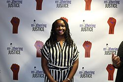 Eboni Taylor of Mothering Justice