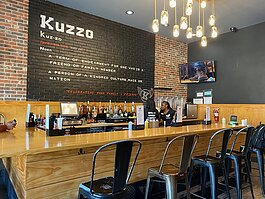After completing renovations and investing in employees, Kuzzo's Chicken & Waffles is reopening on the Avenue of Fashion.