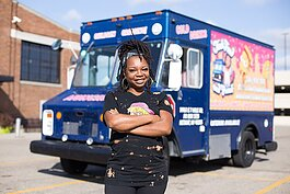 Junk Food and Friends, KaToya Scott , Detroit