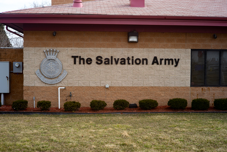 Conner Creek Salvation Army in Detroit.