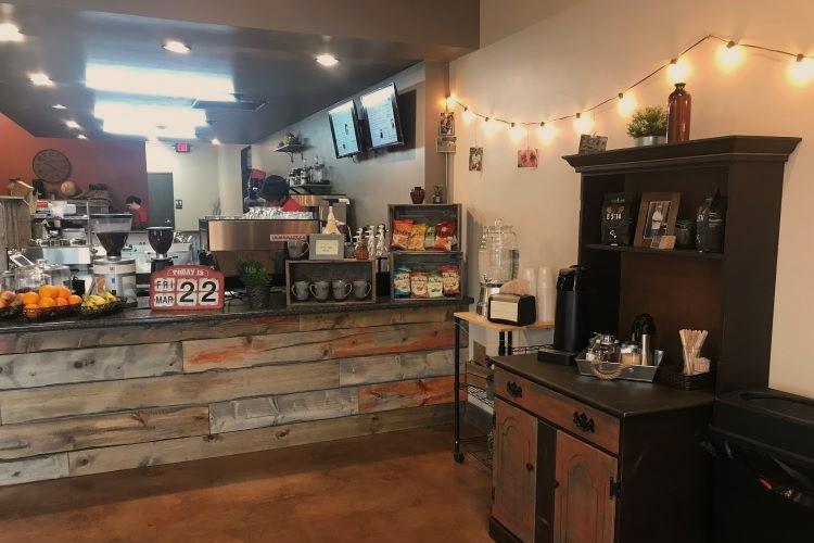 The Awake Café is open Thursdays, Fridays, and Saturdays.