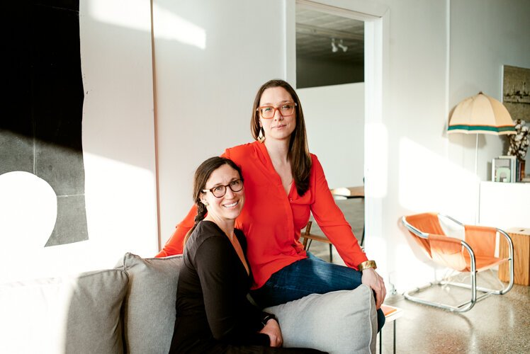 Gwen Meyer and Alison Heeres are the farmer and chef behind Coriander Kitchen in Jefferson Chalmers.