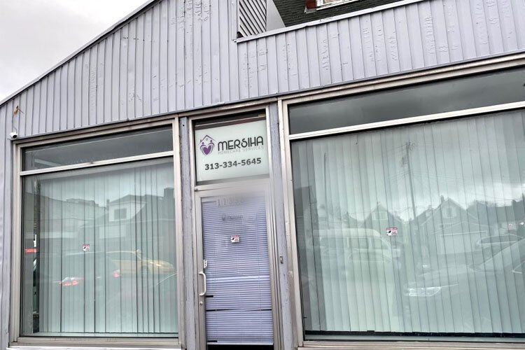 Mersiha Homecare Services has grown from Mafruza Begum's home office to a storefront in a former flower shop in Hamtramck.