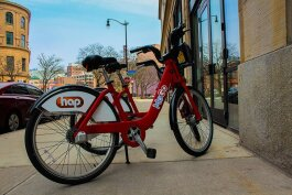 MoGo Detroit's reach is about to expand significantly as the organization has announced an additional 140 bikes and 31 new stations set to debut in spring 2020.