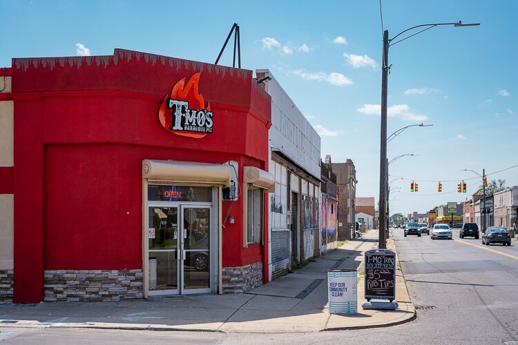 T-Mo's opened this past May.