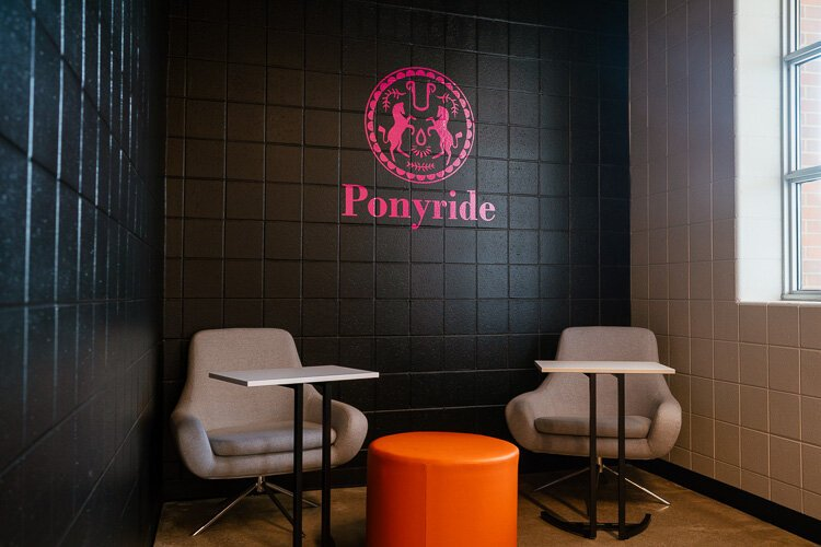 "Ponyride 1.5 ""is still about supporting artists, makers, light manufacturing, and creative entrepreneurs in the city,"" says Michael Andrews, interim executive director at Ponyride."