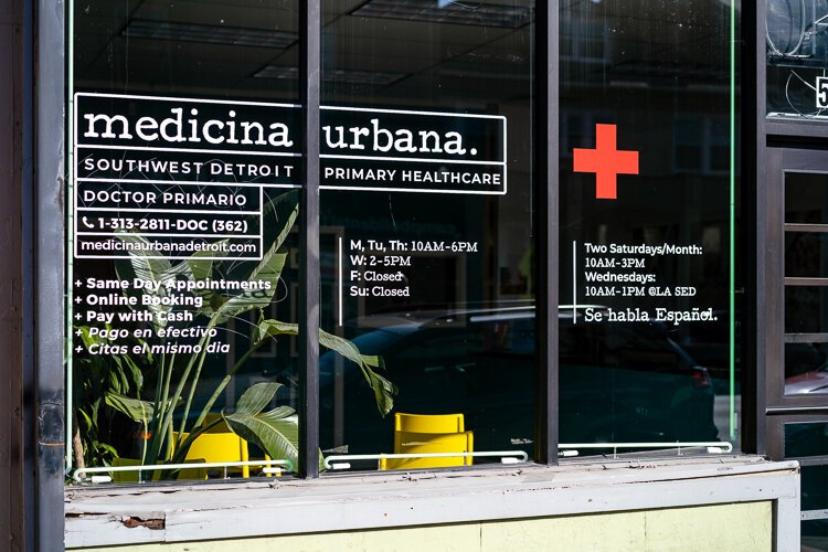 Medicina Urbana adds to the medical service options in the Southwest Detroit community. There are a few other healthcare providers in the area.
