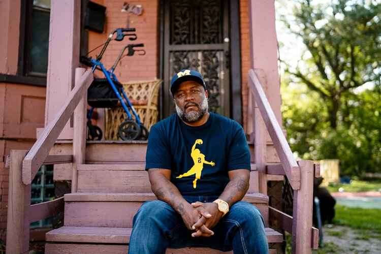 Yusef Shakur is a longtime resident and community activist who prefers the designation Zone 8.