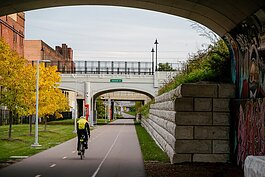 The Dequindre Cut
