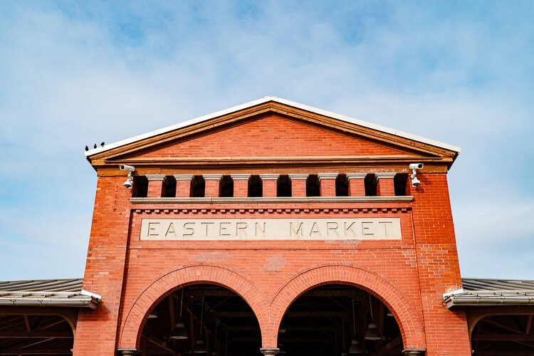 Keeping Eastern Market's food identity amid a crush of new development is a key challenge for the historic market.