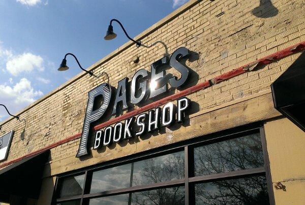 Pages Bookshop