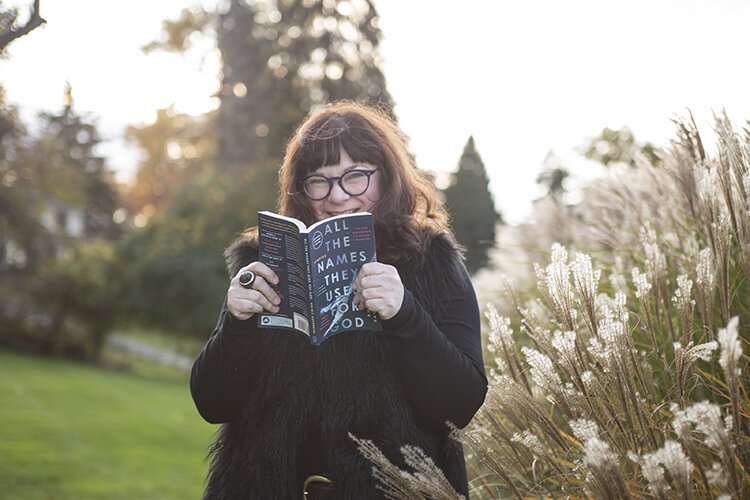"Amy Haimerl, author of ""Detroit Hustle"" and founder of the Shady Ladies Literary Society, pairs books and food in her Detroit itinerary."