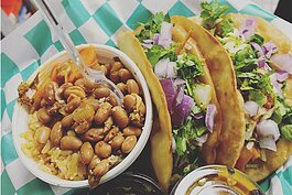 Detroit Loves Tacos offers Mexican comfort food as well as healthier options.