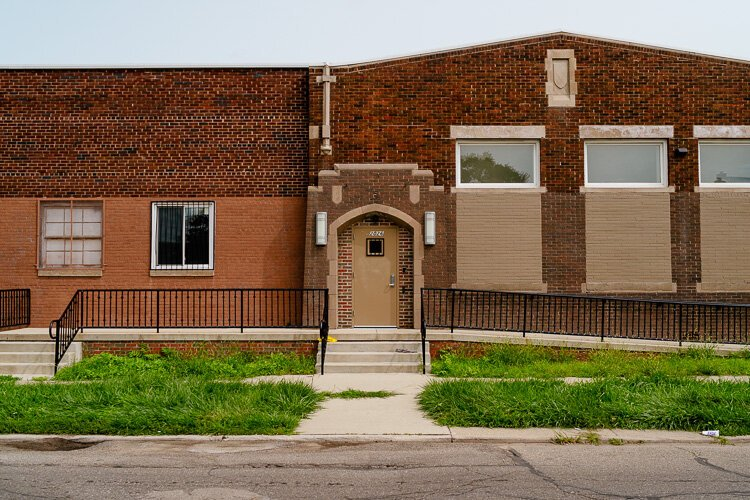 UNI plans to have a youth hub and retail space at this Southwest Detroit complex.