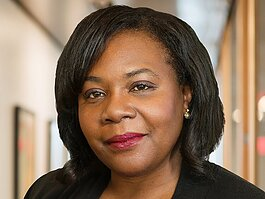 Wendy Lewis Jackson, managing director of Kresge's Detroit Program