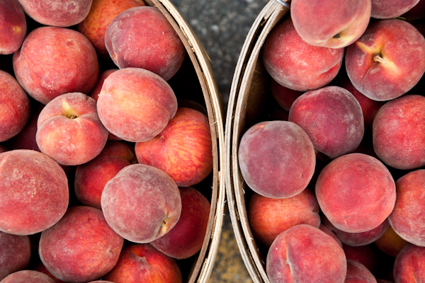 Things are looking peachy at Eastern Market