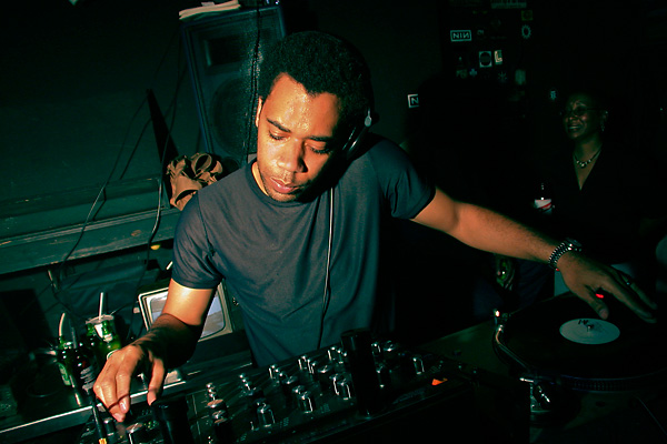 Carl Craig at the City Club