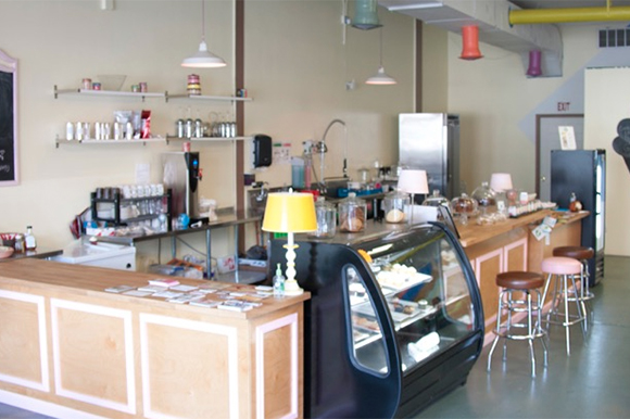 Photo By Julie Branaman; Good Cakes And Bakes In Detroit.