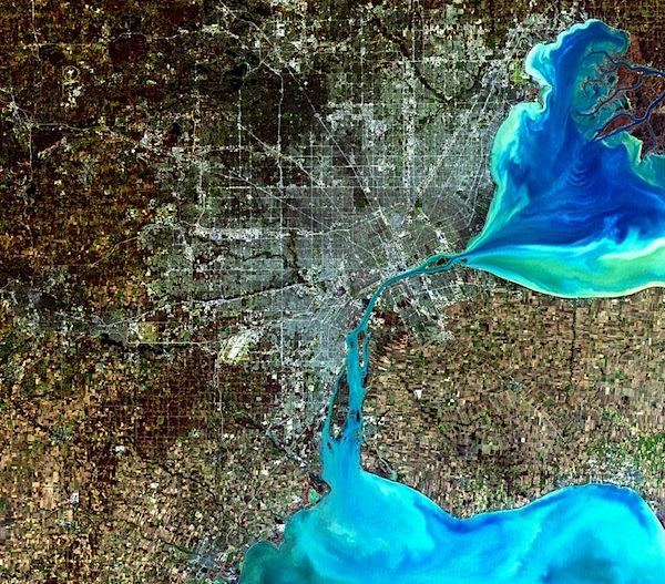 Regional water wonderland