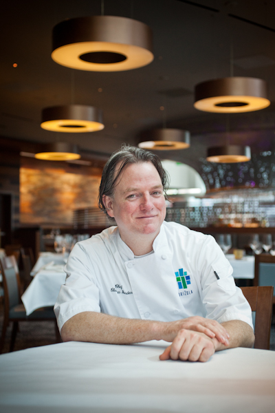 Brizola executive chef Christian Borden