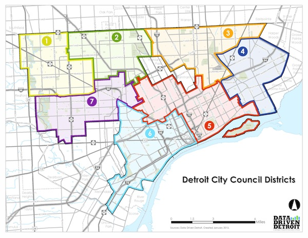 Opinion Detroit Needs A Strong City Council