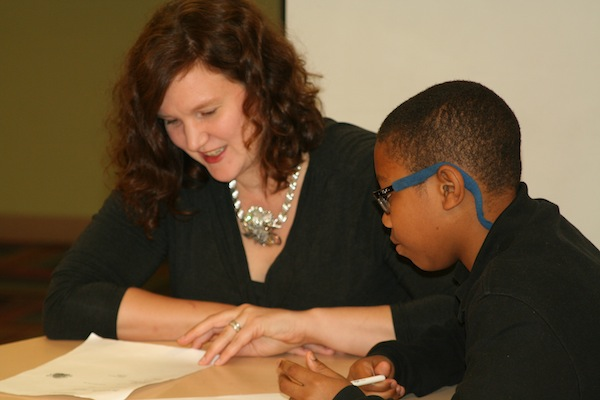 MFA students lead creative writing lessons for high schoolers     Creative Writing Camps for Kids