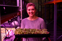Kimberly Buffington, owner of Planted