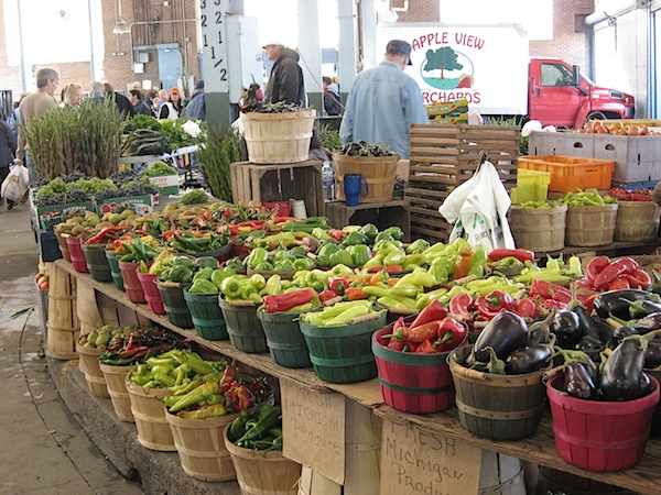 Eastern Market: Detroit's food hub