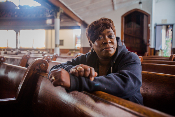 Annette Covington, DIrectress of I am My Brother's Keeper Ministries