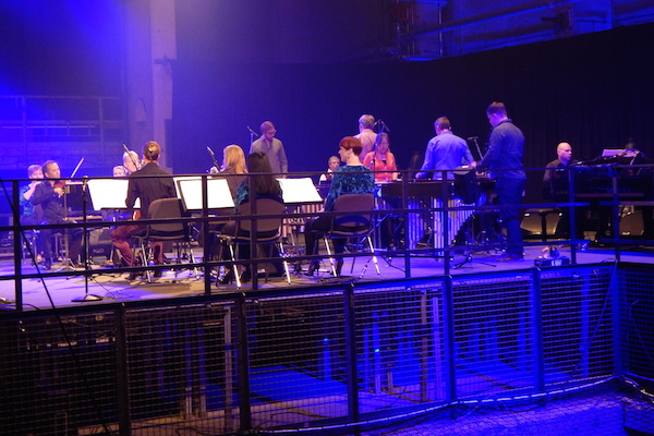 Opening night at Atonal: Ensemble Modern plays Steve Reich
