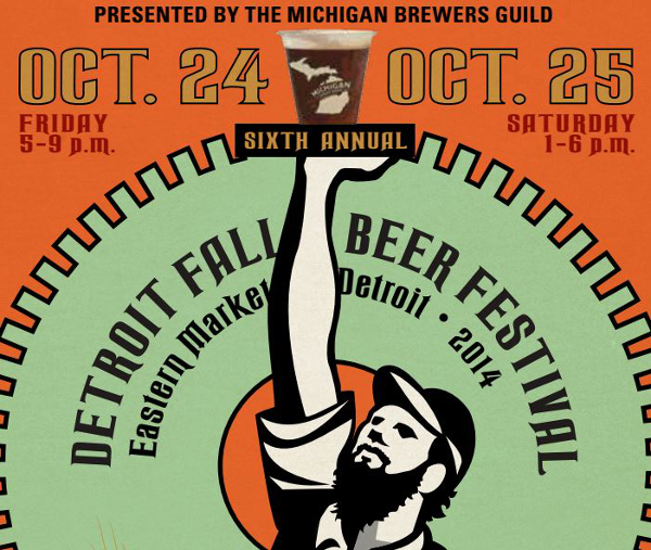 The detroit fall beer festival and the future of craft for Michigan craft beer festival