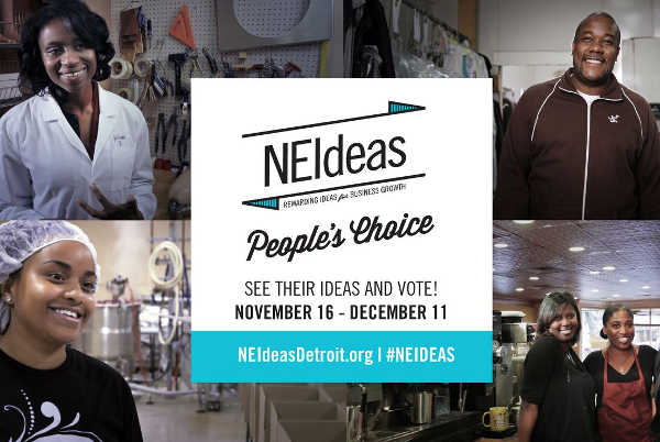 Voting for NEIdeas People's Choice awards is now open