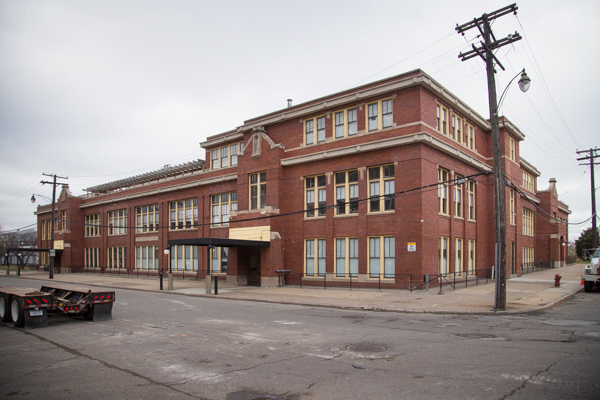 The Leland Lofts, formerly the Nellie Leland School for the Blind