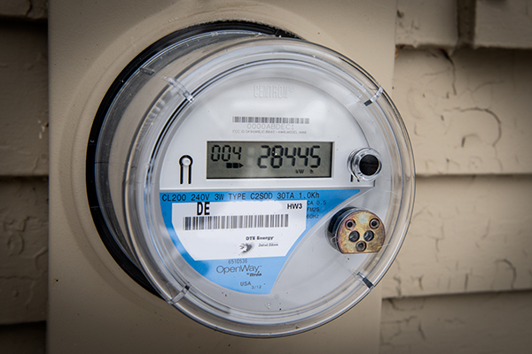 Secondary Electric Meter : How smart is michigan s electrical grid
