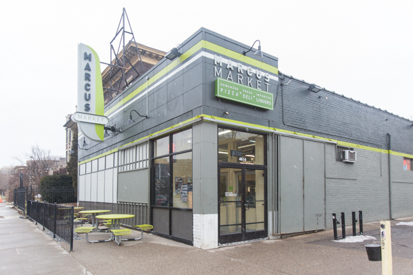 Midtown's Marcus Market received an MDI facade grant in 2013