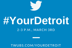 Your Detroit list