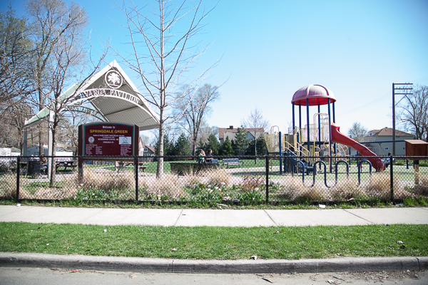 All Saints Neighborhood Center Park