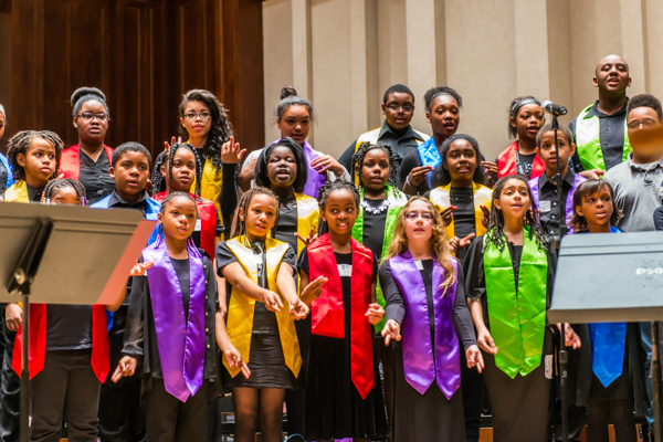 Detroit Children's Choir brings together diverse voices from ...