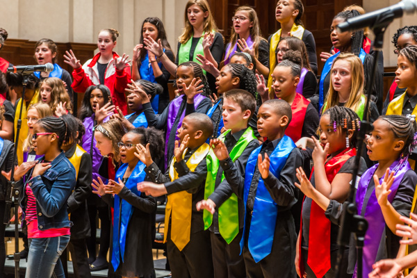 The Detroit Children's Choir