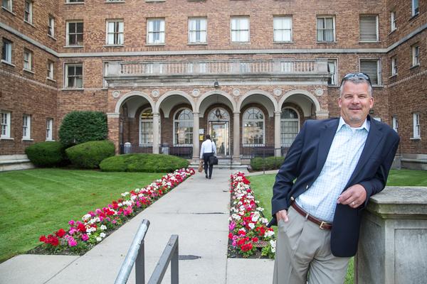 Repurposing historic buildings on Detroit's medical campuses
