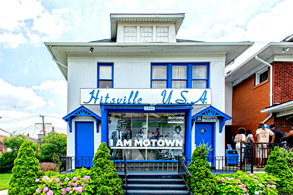 Hitsville U.S.A., home of the Motown Museum