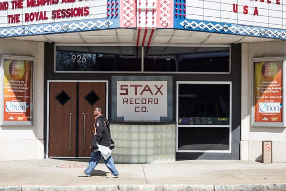 Stax Records embraced the raw, live energy that came from its studio being located in a converted movie theater in a south Memphis neighborhood.