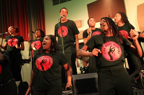 The Stax Music Academy provides after-school mentoring and music education with a focus on at-risk youth.